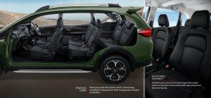 Honda BRV Interior, Spesifikasi dan Harga Honda BRV 2017