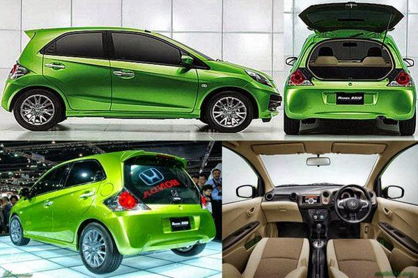 Harga Honda Brio Matic Bandung