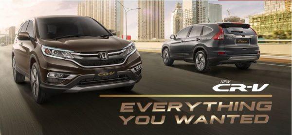 Cicilan Honda CRV Bandung