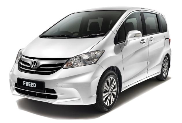 Kredit Honda Freed Bandung 2017