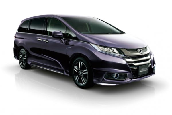 honda odyssey, Harga Mobil Honda Bandung