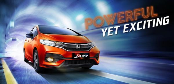 Harga Kredit Honda Jazz Bandung 2019