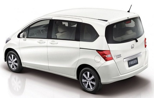 Kredit Honda Freed Bandung 2