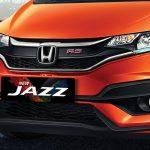 Eksterior Honda Jazz Terbaru