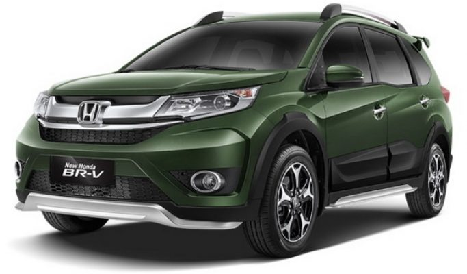 All New Honda BRV