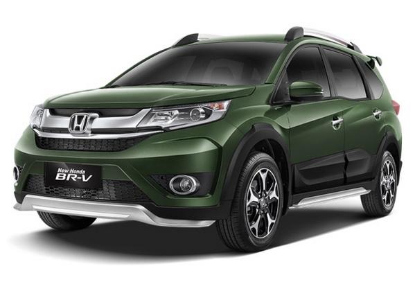 All New Honda BRV 2018