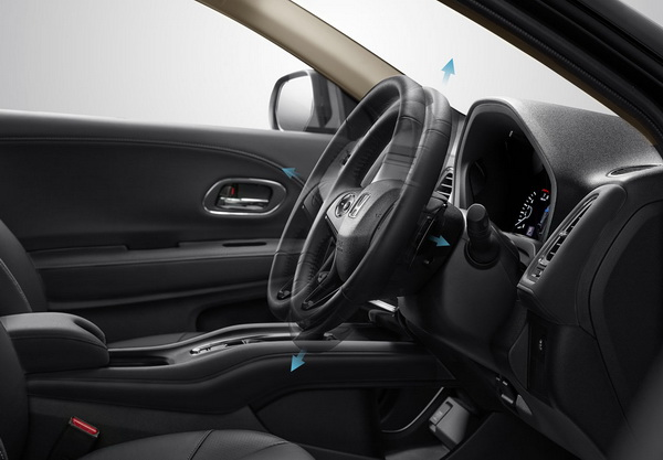 Fitur keselamatan Honda HR-V (1)