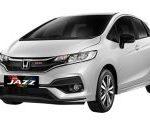 All New Honda Jazz Facelift