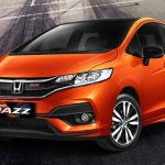 Honda Jazz Facelift 2018