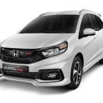 All New Honda Mobilio Facelift