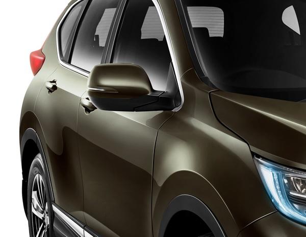 Spesifikasi Honda CR-V 2019 3