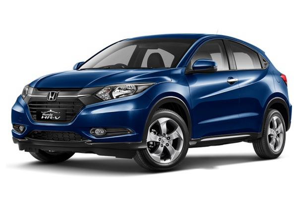 all new honda hrv 2018