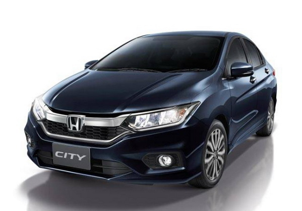 All New Honda City 2018 Bandung
