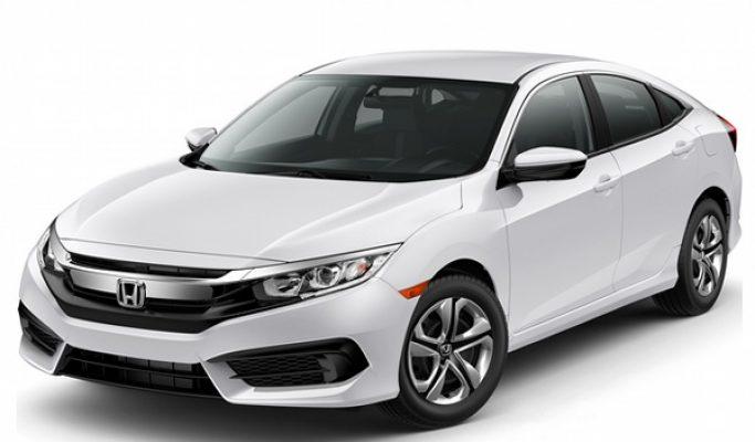 All New Honda Civic