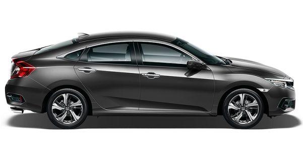 All New Honda Civic 1