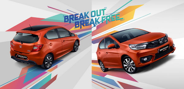 Honda Brio 2019 (1), Harga All New Brio Satya