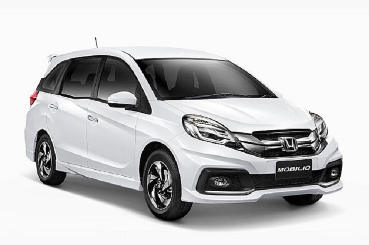 Harga Honda MOBILIO Wilayah Medan 2017