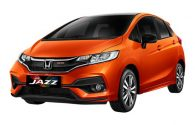 All New Honda Jazz Facelift