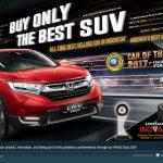 Kredit Honda CRV Bandung 2018
