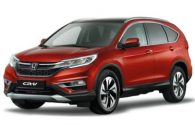 All New Honda CRV